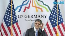 U.S. Warns G7 of Global Economy 'accident' Without Greece Deal