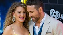 Blake Lively and Ryan Reynolds's baby name revealed in Taylor Swift song