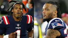 Patriots' Patrick Chung shares passionate message for Cam Newton on Instagram
