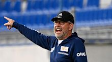 Union Berlin: Union-Trainer Fischer hofft auf den Einsatz von Kruse