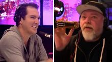 Peter Stefanovic shocks Kyle Sandilands with sex confession