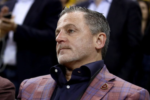 Dan Gilbert is making his presence felt with the Cavs. (AP)