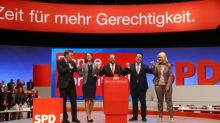 Factbox: Investment, social justice top SPD's German election programme