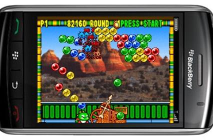 Space Invaders, Bust-a-Move headed to Blackberry