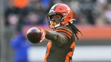 Source: Browns agree to two-year extension with RB Kareem Hunt