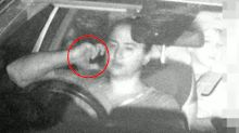 Photo of woman 'using phone while driving' sparks furious debate