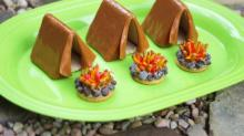 Tent and Campfire Treats from'Oh, What a Treat!'