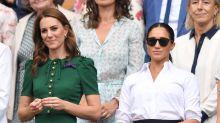 Wie groß ist die Kluft zwischen Kate und Meghan?