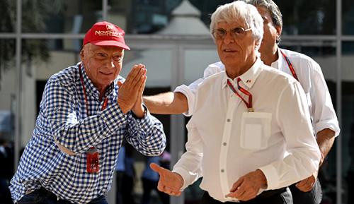 Formel 1: Ecclestone liebäugelt mit Streckenkauf