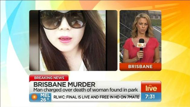 Teen charged over Brisbane murder