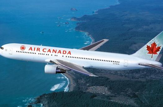 Air Canada to offer WiFi across many of its North American flights