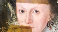 Experto en arte retira el amarillento barniz de una pintura de 1618 y el resultado se vuelve viral