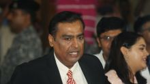 Reliance shares see biggest intraday gain in a decade; rivals hit by disruption fears