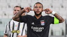 Presidente do Lyon revela interesse de clube italiano em Memphis Depay