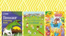 10 best colouring books for kids that beat boredom on long journeys