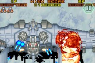 Taito's RayForce hits iOS for ... more than you'd expect