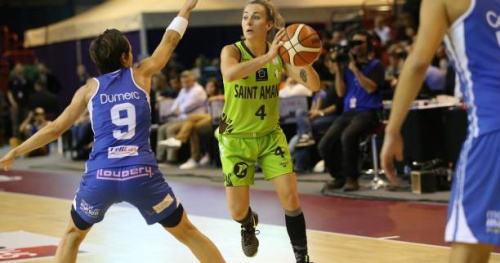 Basket - LFB - Joyce Cousseins-Smith, première recrue de Nice pour la saison 2017-2018