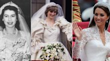The fragrances Diana, Kate and Queen Elizabeth wore on their wedding days