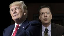 Trump: I bluffed Comey on 'tapes' to keep him honest