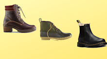 10 stylish all-weather boots you won't mind wearing all winter