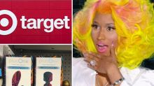 X-rated Target store display goes viral
