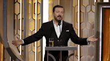 Ricky Gervais reveals the joke he regrets telling most at the Golden Globes