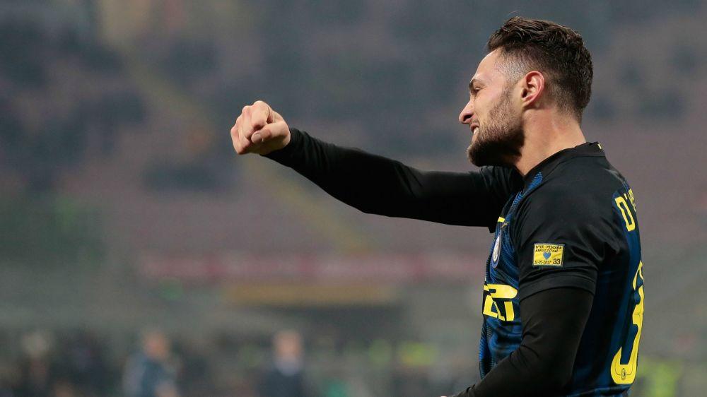 L'Inter blinda D'Ambrosio: ufficiale il rinnovo fino al 2021