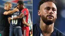 'In tears': Football world divided over 'petty' Neymar reaction