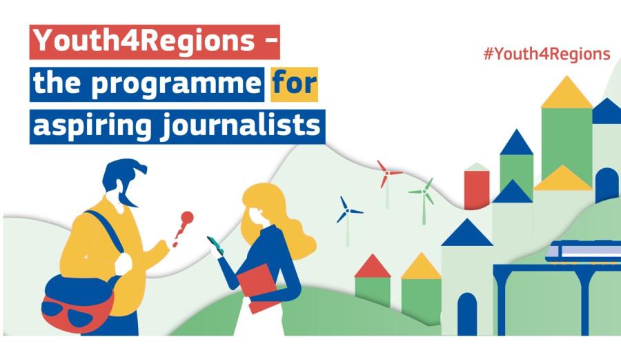 Youth4Regions: il porgramma dell'UE destinato ai neolaureati e agli studenti di Giornalismo