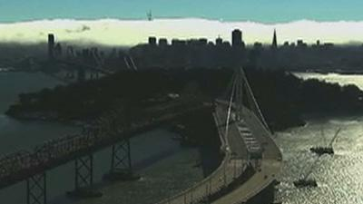 SF Bay Bridge Closed, New Bridge Almost Ready