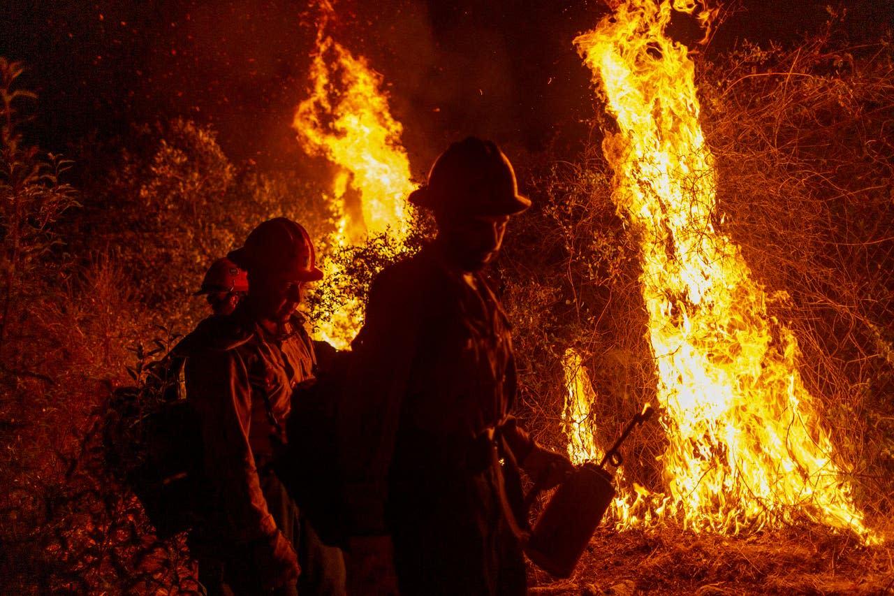 Firenado El Video De Un Tornado De Fuego Que Causa Furor En Las Redes