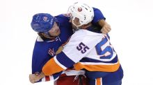 Islanders beat Rangers in exhibition game; Shesterkin starts, but Lundqvist plays