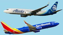 I flew on Southwest and Alaska, the two airlines competing to be the best of the West Coast and the winner is abundantly clear