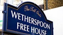 JD Wetherspoon to reopen 44 more pubs in England: The full list