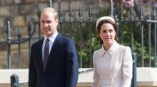 Kate Middleton channels Jackie O. during Easter Sunday service