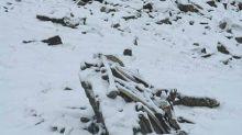 Desvelando el misterio del Lago de los esqueletos