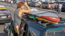 Coronavirus: no le devolverán la camioneta al surfer que volvía de Brasil y se fugó a Ostende