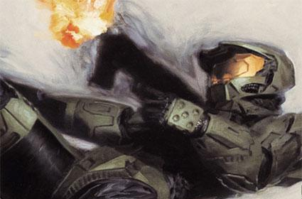 """Halo Graphic Novel a """"must read"""""""