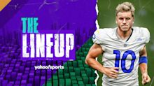 Don't sleep on Cooper Kupp's production | The Lineup