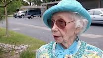 Elderly women describe escaping limo fire
