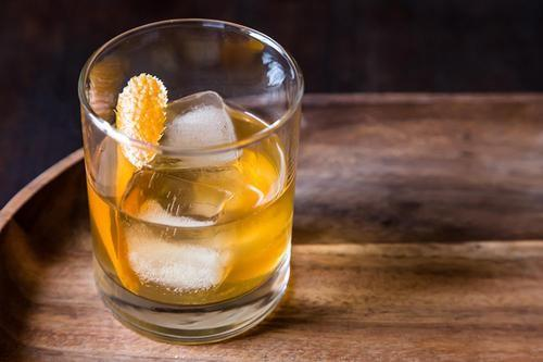 Pour Yourself a Drink: The Old-Fashioned