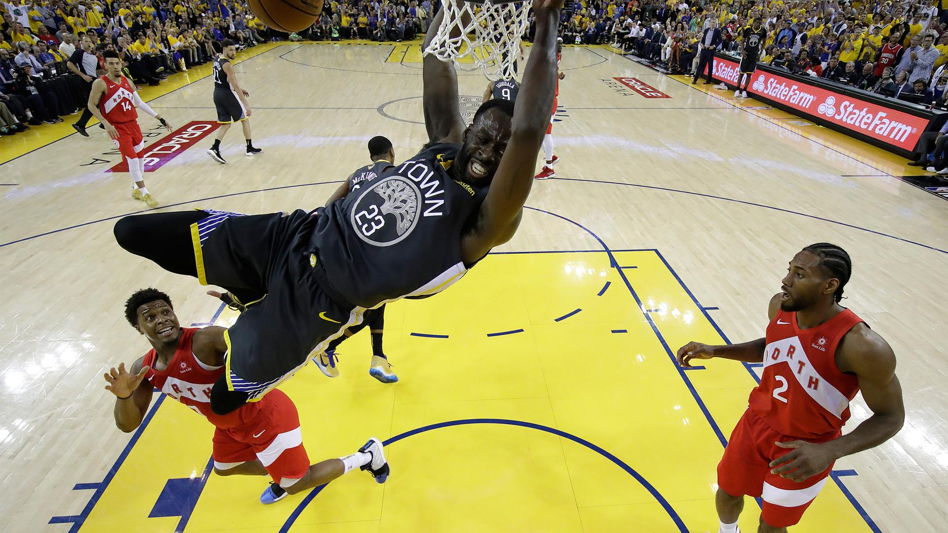 Warriors' Draymond Green says he's back on 'playoff diet' this season