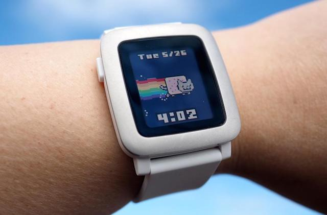Pebble Time smartwatch apps are getting voice dictation