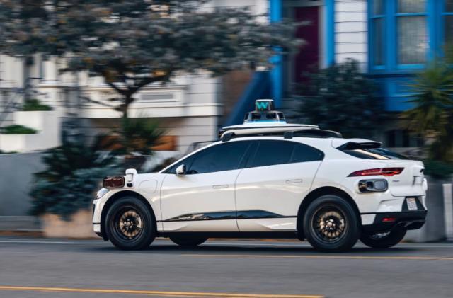 Waymo's fifth-generation Driver can peek around blind spots
