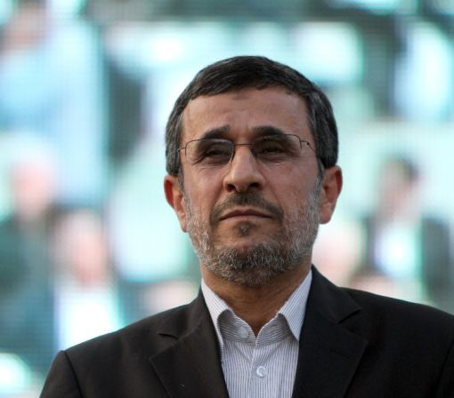 Iran's Ahmadinejad should stay out of election: conservatives