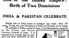 Independence Day Special: Flashback to 1947 and how the world reported on India's independence