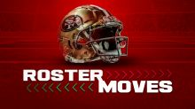 49ers adjust roster ahead of Week 3 matchup with Giants