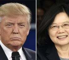 China protests to US after Trump speaks to Taiwan leader