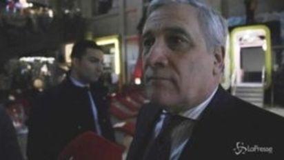"""Tajani: """"Salvini e Di Maio? Rischiano la fine di Renzi"""""""