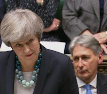 Theresa May Admits Major Brexit Failure
